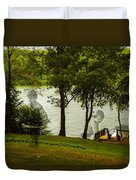 Lakeside Dreams Duvet Cover