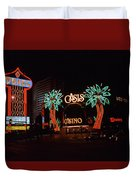 Las Vegas 1983 #2 Duvet Cover