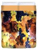 Late Harvest 3 Duvet Cover