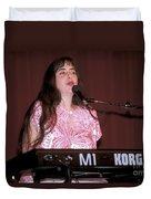 Laura Nyro Duvet Cover