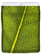 Leafy Details Duvet Cover
