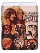Led Zeppelin Art Duvet Cover