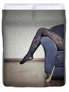 Legs Duvet Cover