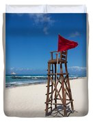 Lifeguard Duvet Cover