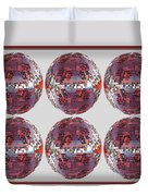 Light Globes Interior Decorations Entertainment Hotels Resorts Casino Bar Las Vegas America Usa Duvet Cover