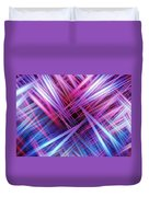 Light Trails Duvet Cover
