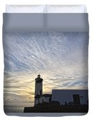 Lighthouse Maria Pia Duvet Cover