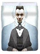 Lincoln Childlike Duvet Cover