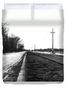 Lincoln Highway Duvet Cover