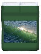 Linda Mar Beach - Northern California Duvet Cover