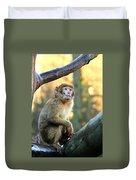Little Monkey Duvet Cover