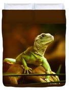 Lizard Duvet Cover