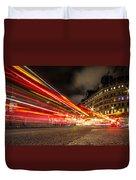 London Lights Duvet Cover