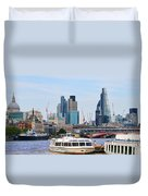 London Old And New 5838 Duvet Cover