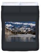 Long Lake Duvet Cover