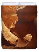 Lower Antelope Canyon, Arizona Duvet Cover