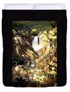 Lower Falls 2 Duvet Cover