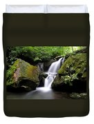 Lower Grotto Falls Duvet Cover
