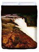Lower Punchbowl Falls Duvet Cover