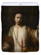 Lucretia Duvet Cover
