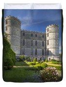 Lulworth Castle Duvet Cover