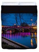 Maidstone Bridge Duvet Cover