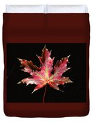 Maple Leaf Duvet Cover