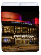 Marcus Center For The Performing Arts  Duvet Cover