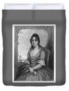 Martha Jefferson Randolph (1772-1836) Duvet Cover