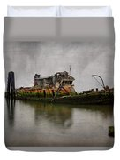 Mary D Hume Duvet Cover