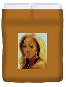 Mary J Blige Duvet Cover