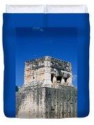 Mayan Ruins Duvet Cover