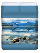 Mcdonald Lake Duvet Cover
