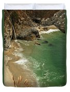 Mcway Falls Duvet Cover by Adam Jewell