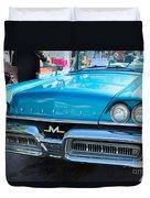 Mercury Duvet Cover