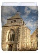 Minster Abbey Duvet Cover