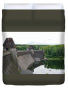 Mohne Dam Wide View Duvet Cover