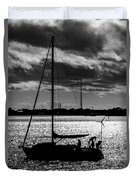 Morning Sail Duvet Cover