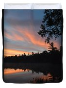 Morning Stillness Duvet Cover