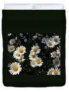 Mountain Daisies Duvet Cover