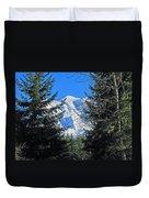 Mt. Rainier I Duvet Cover