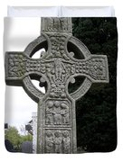 Muiredach's Cross - Monasterboice Duvet Cover
