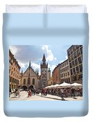 Munich Germany Duvet Cover