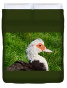 Muscovy Duck Duvet Cover