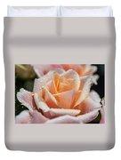 My Birthday Rose 1 Duvet Cover