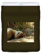 Nap Time Duvet Cover