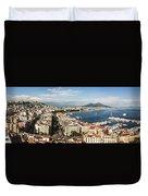 Naples Duvet Cover