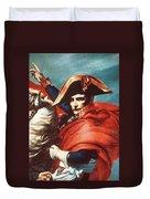 Napoleon Bonaparte (1769-1821) Duvet Cover