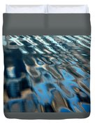 Natural Water Abstract Duvet Cover