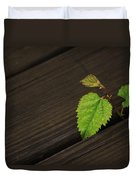 Nature Finds A Way Duvet Cover